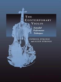 Cover The Contemporary Violin
