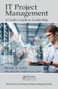 Cover IT Project Management: A Geek's Guide to Leadership