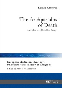 Cover Archparadox of Death