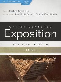 Cover Exalting Jesus in Luke