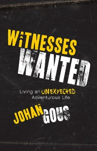Cover Witnesses Wanted