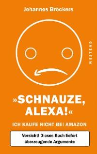 Cover Schnauze, Alexa!
