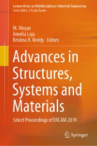 Cover Advances in Structures, Systems and Materials
