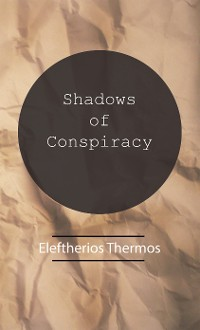 Cover Shadows of Conspiracy