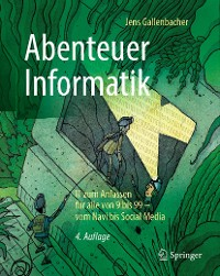 Cover Abenteuer Informatik