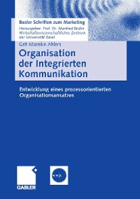 Cover Organisation der Integrierten Kommunikation