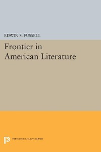 Cover Frontier in American Literature