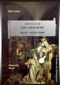 Cover Der Fluch von Azincourt Buch 3