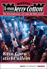 Cover Jerry Cotton 3218 - Krimi-Serie