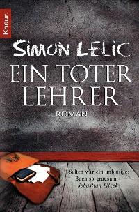 Cover Ein toter Lehrer