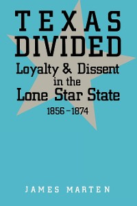Cover Texas Divided