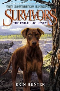 Cover Survivors: The Gathering Darkness #5: The Exile's Journey