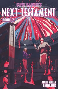 Cover Clive Barker's Next Testament #9
