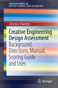 Cover Creative Engineering Design Assessment