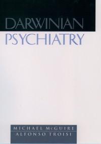 Cover Darwinian Psychiatry