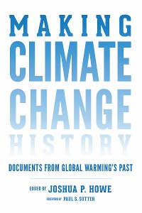 Cover Making Climate Change History