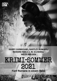 Cover APEX KRIMI-SOMMER 2021