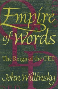Cover Empire of Words