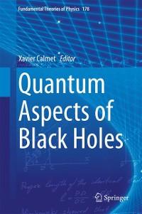 Cover Quantum Aspects of Black Holes
