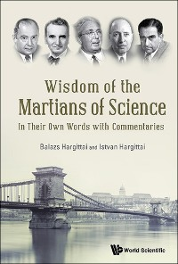 Cover Wisdom of the Martians of Science