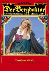 Cover Der Bergdoktor 2045 - Heimatroman