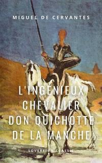 Cover L'ingénieux chevalier Don Quichotte de la Manche