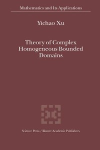 Cover Theory of Complex Homogeneous Bounded Domains