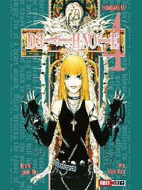 Cover Death Note 4