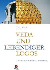 Cover Veda und lebendiger Logos
