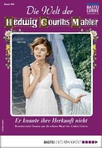Cover Die Welt der Hedwig Courths-Mahler 466 - Liebesroman