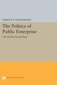 Cover The Politics of Public Enterprise