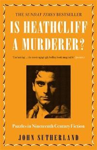 Cover Is Heathcliff a Murderer?
