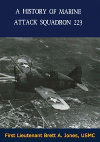 Cover History of Marine Attack Squadron 223