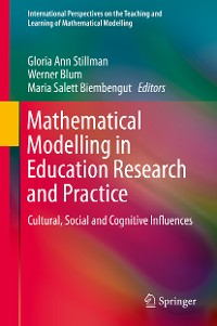 Cover Mathematical Modelling in Education Research and Practice