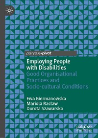 Cover Employing People with Disabilities