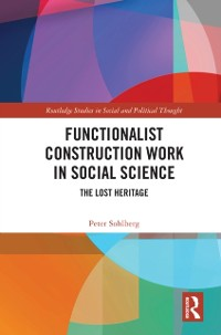 Cover Functionalist Construction Work in Social Science