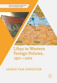 Cover Libya in Western Foreign Policies, 1911–2011
