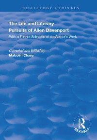 Cover Life and Literary Pursuits of Allen Davenport