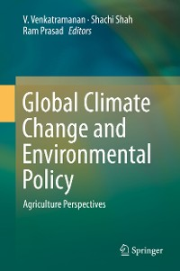 Cover Global Climate Change and Environmental Policy