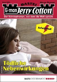 Cover Jerry Cotton 3280 - Krimi-Serie