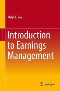 Cover  Introduction to Earnings Management