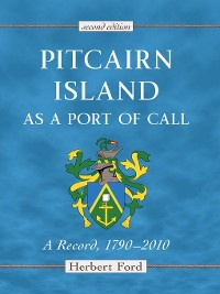 Cover Pitcairn Island as a Port of Call