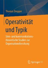 Cover Operativität und Typik