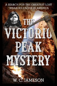 Cover The Victorio Peak Mystery