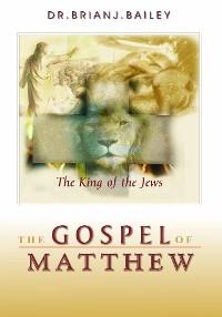Cover Gospel of Matthew