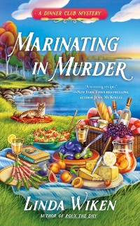 Cover Marinating in Murder