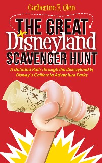 Cover The Great Disneyland Scavenger Hunt