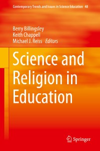 Cover Science and Religion in Education