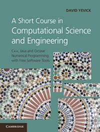 Cover Short Course in Computational Science and Engineering