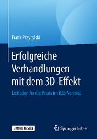 Cover Erfolgreiche Verhandlungen mit dem 3D-Effekt